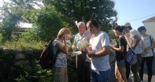Ekološki klub Green Home-a u Danilovgradu na akciji uklanjanja Ambrozije