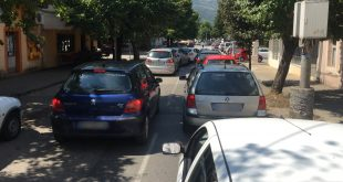 Saobraćajni kolaps u Danilovgradu