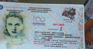 """Pionirski ansambl FA """"Danilovgrad"""" na međunarodnom festivalu folklora u Rumuniji"""