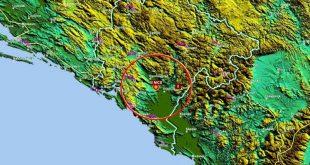Slabiji zemljotres Epicentar kod Novog sela