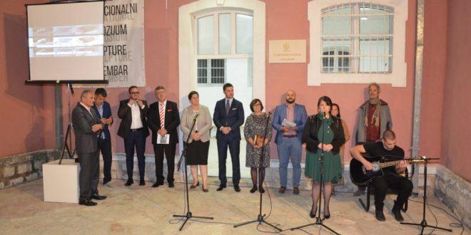 Otvoren 46. Internacionalni simpozijum skulpture u Danilovgradu
