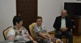 Predsjednica opštine Danilovgrad ugostila Đorđa Stojovića