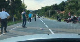 Jedna osoba poginula na putu Berane – Ribarevina