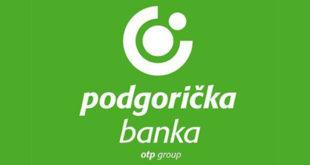 Societe Generale banka Montenegro je sada Podgorička banka